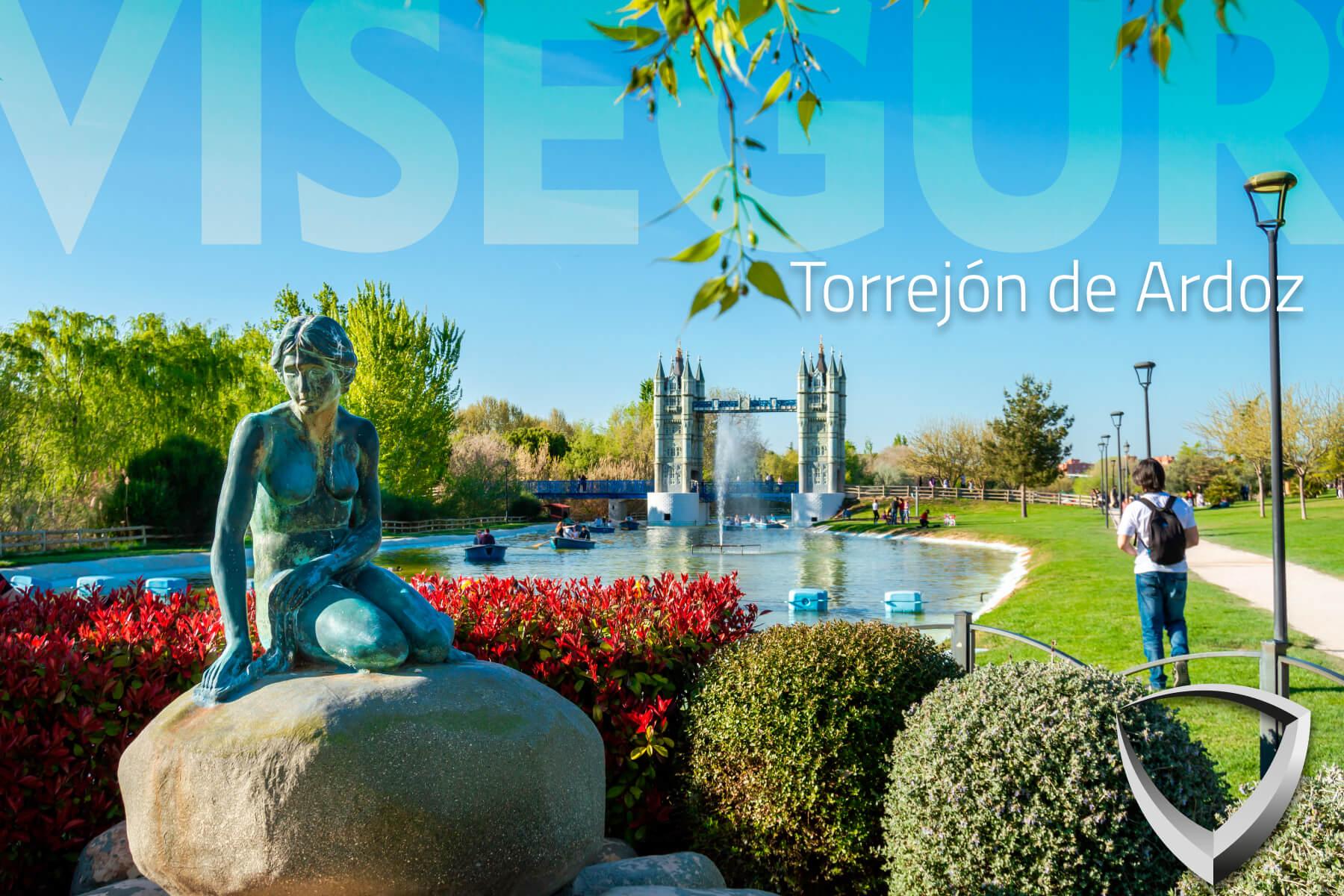 Alarmas en Torrejón de Ardoz: la tranquilidad de acertar con Visegur