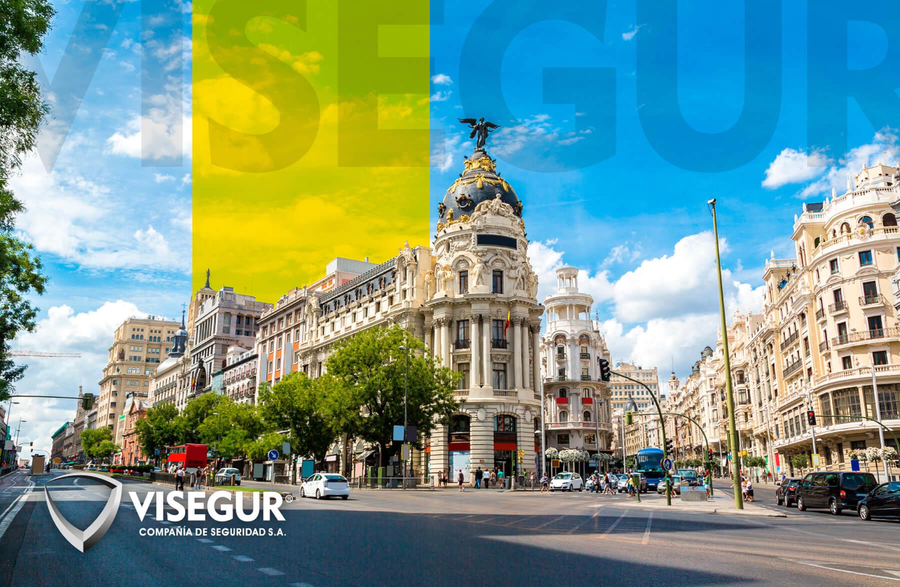 Instalación de alarmas en Madrid