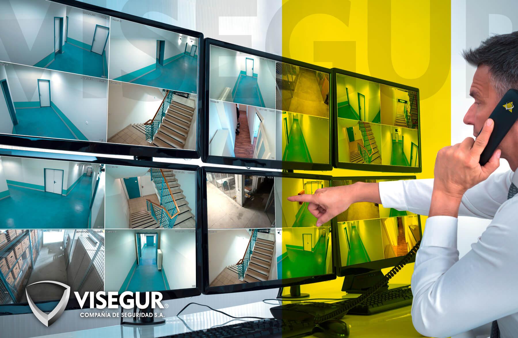 Instalación de sistema de CCTV en Alcalá de Henares