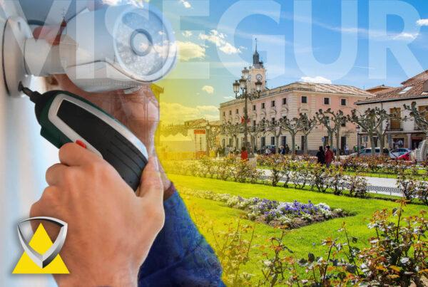 Contratar alarma para el hogar en Alcalá
