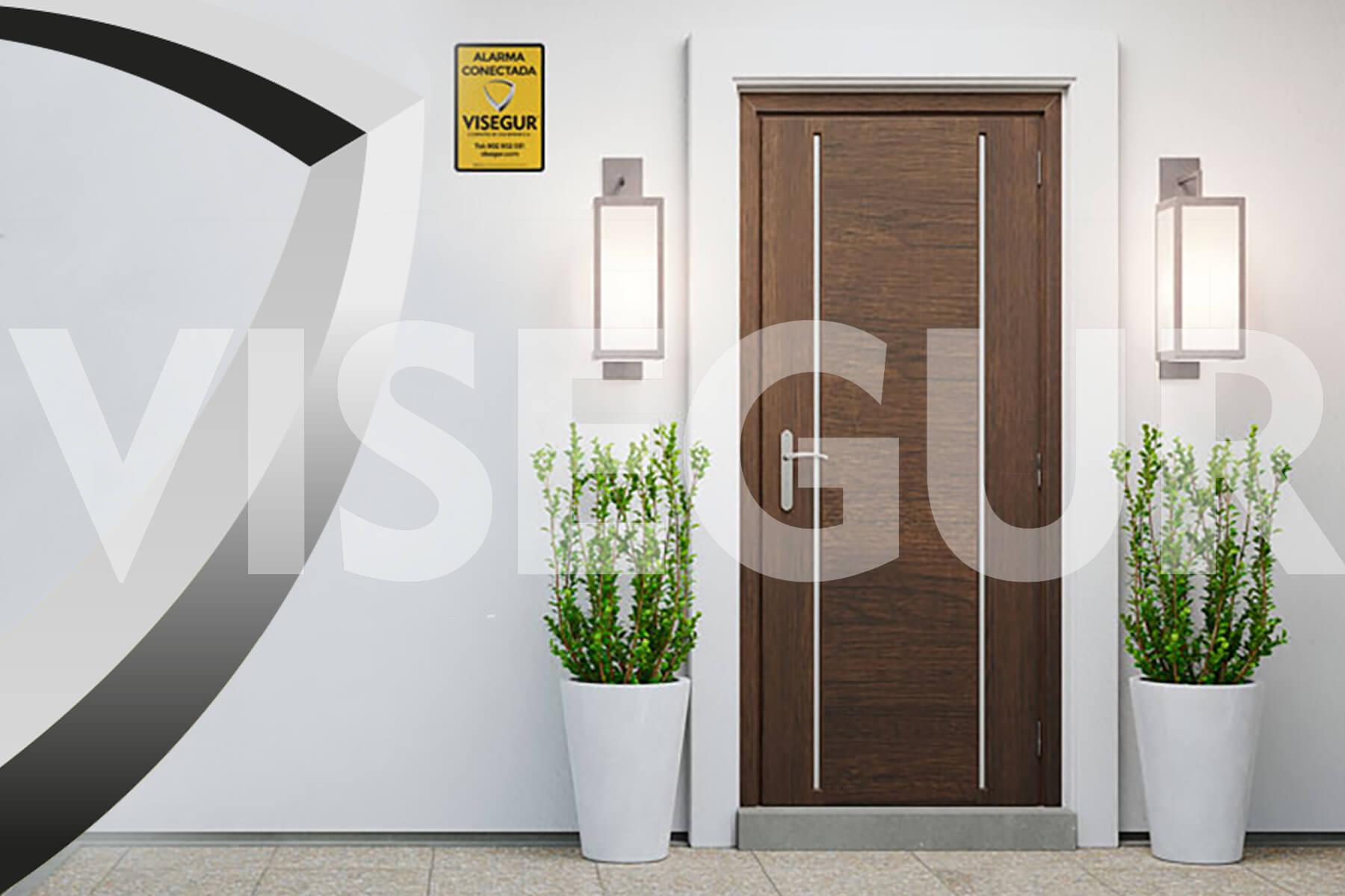 Instalación de alarmas para pisos en Madrid